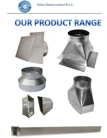 Doha Climate Control WLL   Duct Manufacturers   Qatcom is