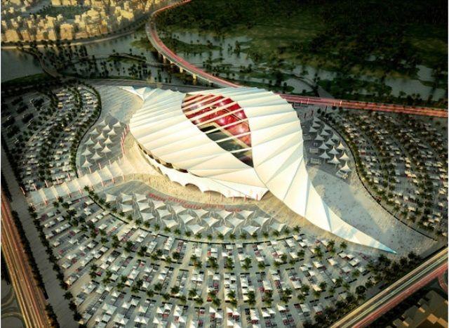 Image result for alkhor stadium