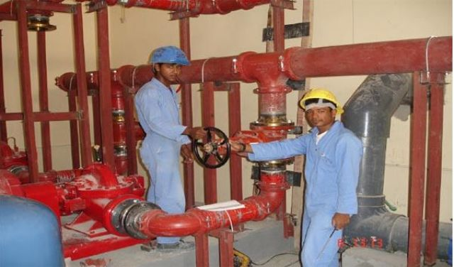Hamton International Engineering LLC Doha, Qatar - Plumbers