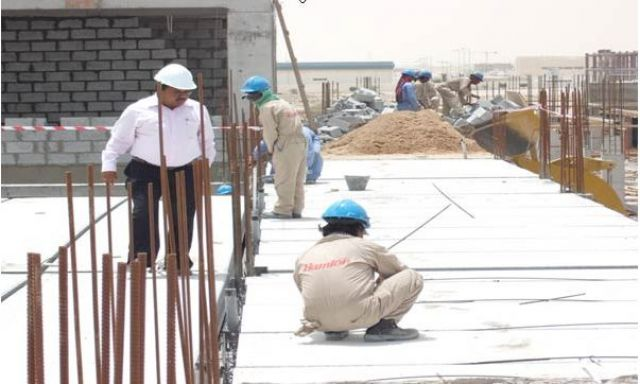 Hamton International Engineering LLC Doha, Qatar - Men working