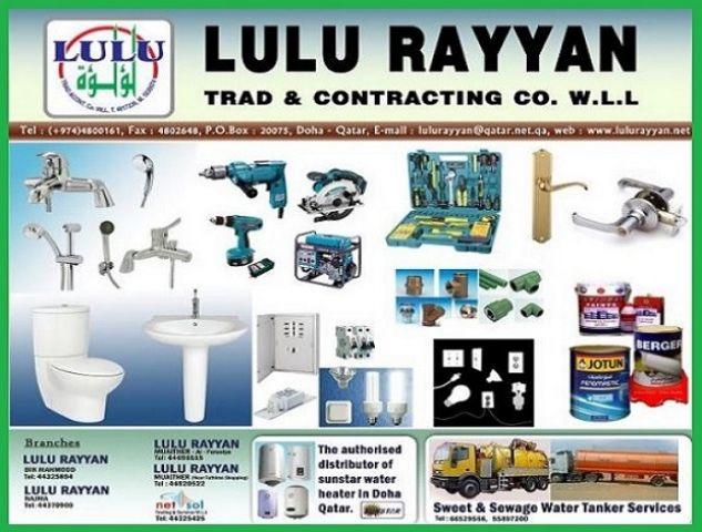 Lulu Rayyan Group | Decorating & Painting Contractors | Qatcom is