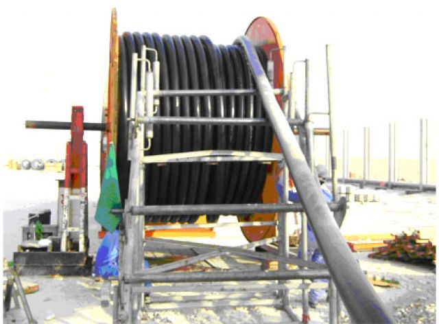 Power Links Qatar - Cable Laying