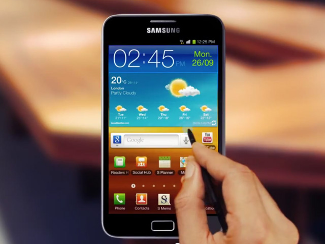 Intertec Group WLL Samsung Galaxy Note