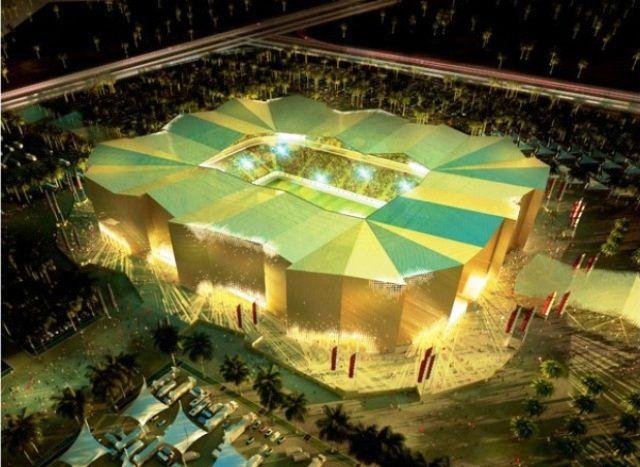 Image result for umm salal stadium
